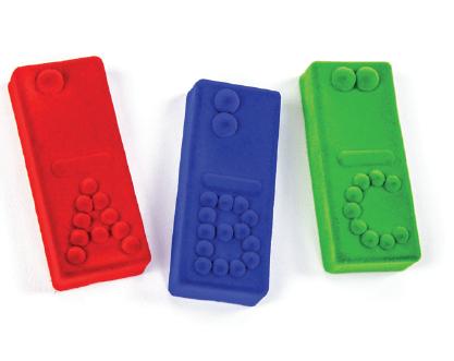 ABC Braille Alphabet Set