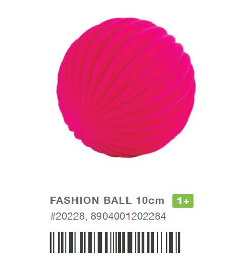 10 cm Fashion Ball