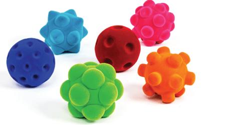 Rubbabu 10cm assorted balls